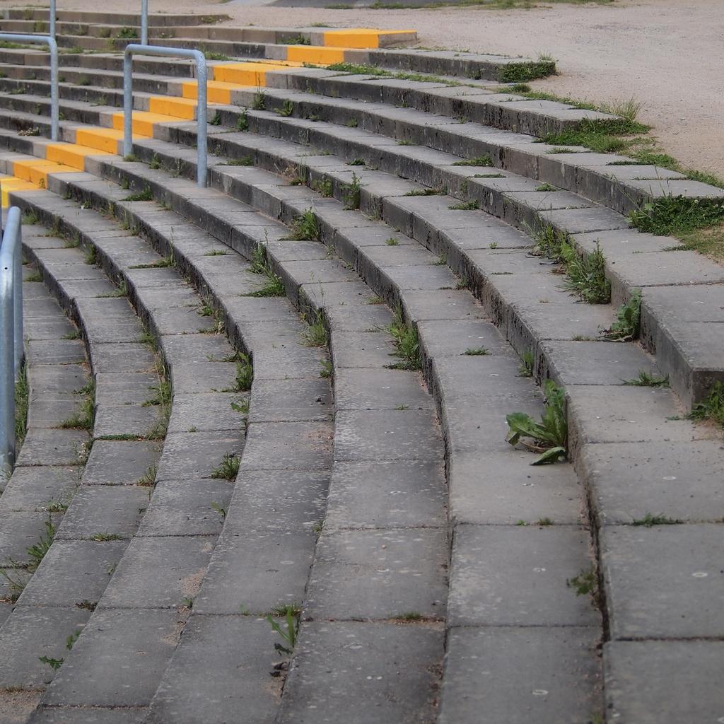Darmstadt, Städtisches Stadion am Böllenfalltor