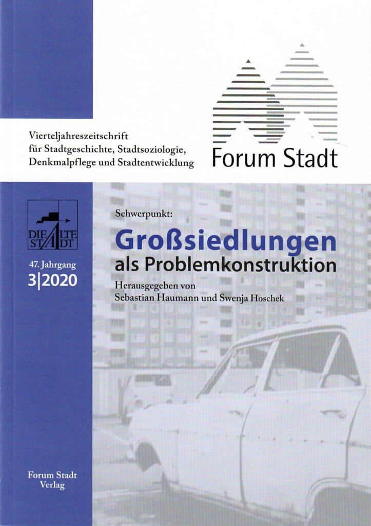 Forum Stadt Bd.47, H.3